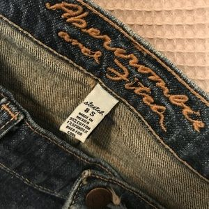 A&F Jeans Size 8S